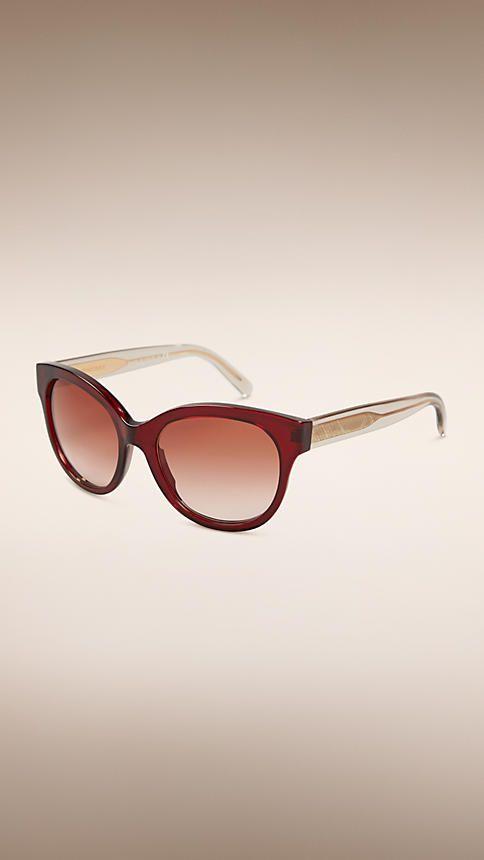 a46105087c3 Dior Audacieuse Metal Cat Eye Sunglasses