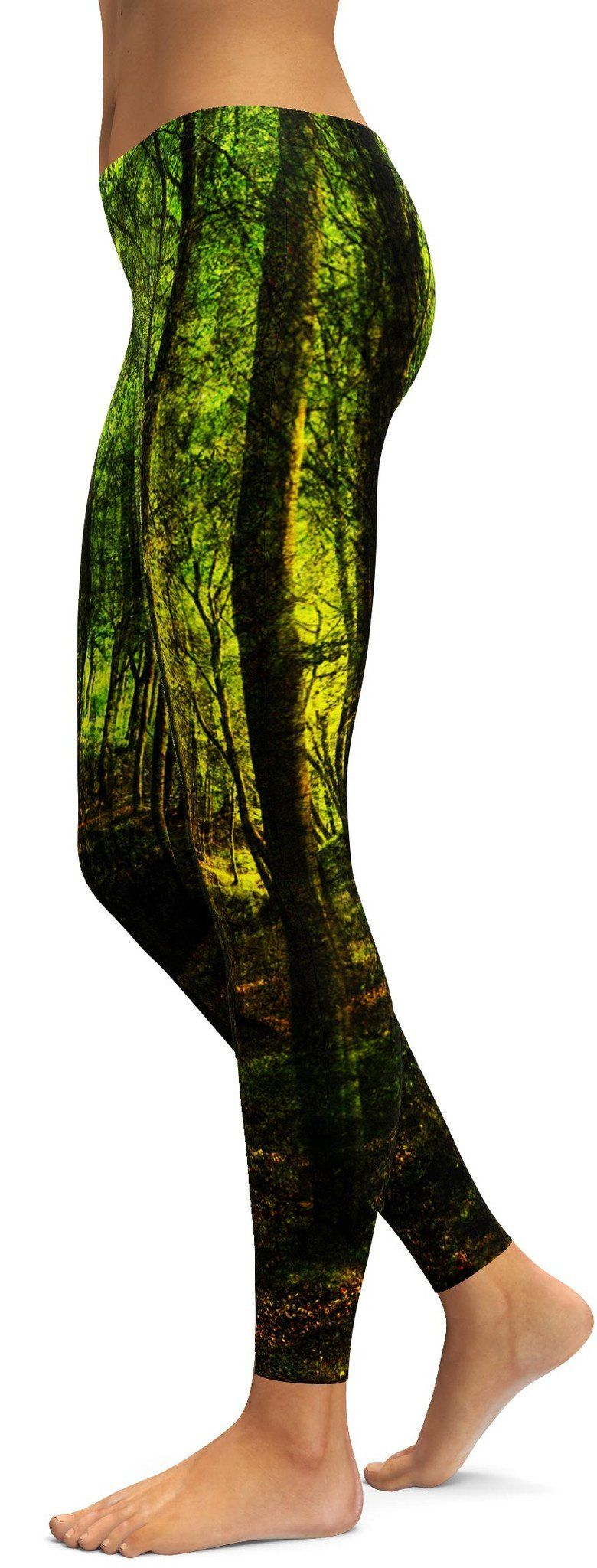 Wicked Forest Leggings