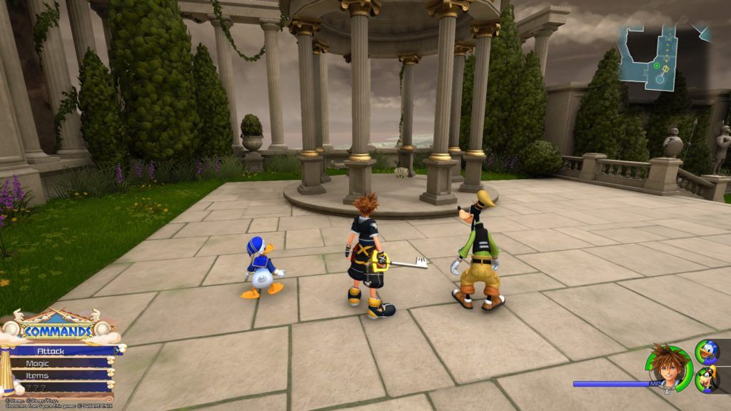 Kingdom Hearts Iii Olympus Treasure Chests Guide Kingdom Hearts Treasure Chest Olympus