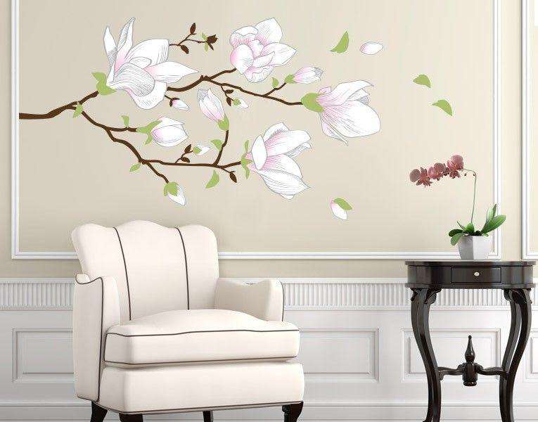 15 besten Wandsticker Bilder auf Pinterest Blumen, Wandtattoos