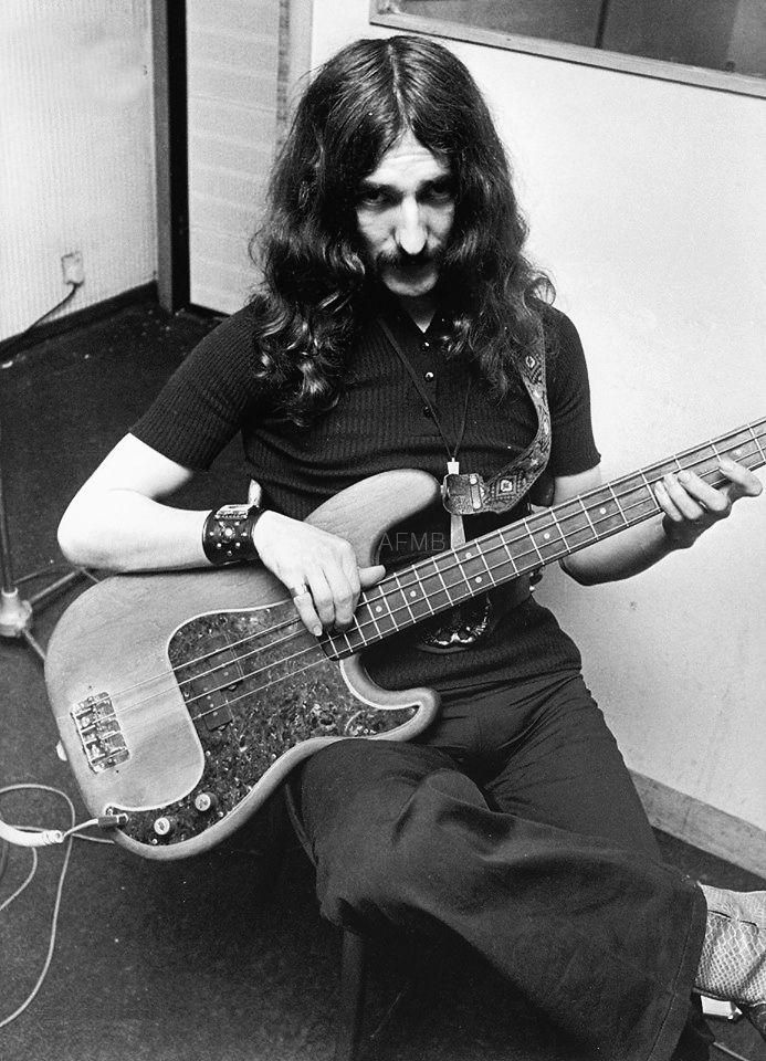 Geezer Butler 1970
