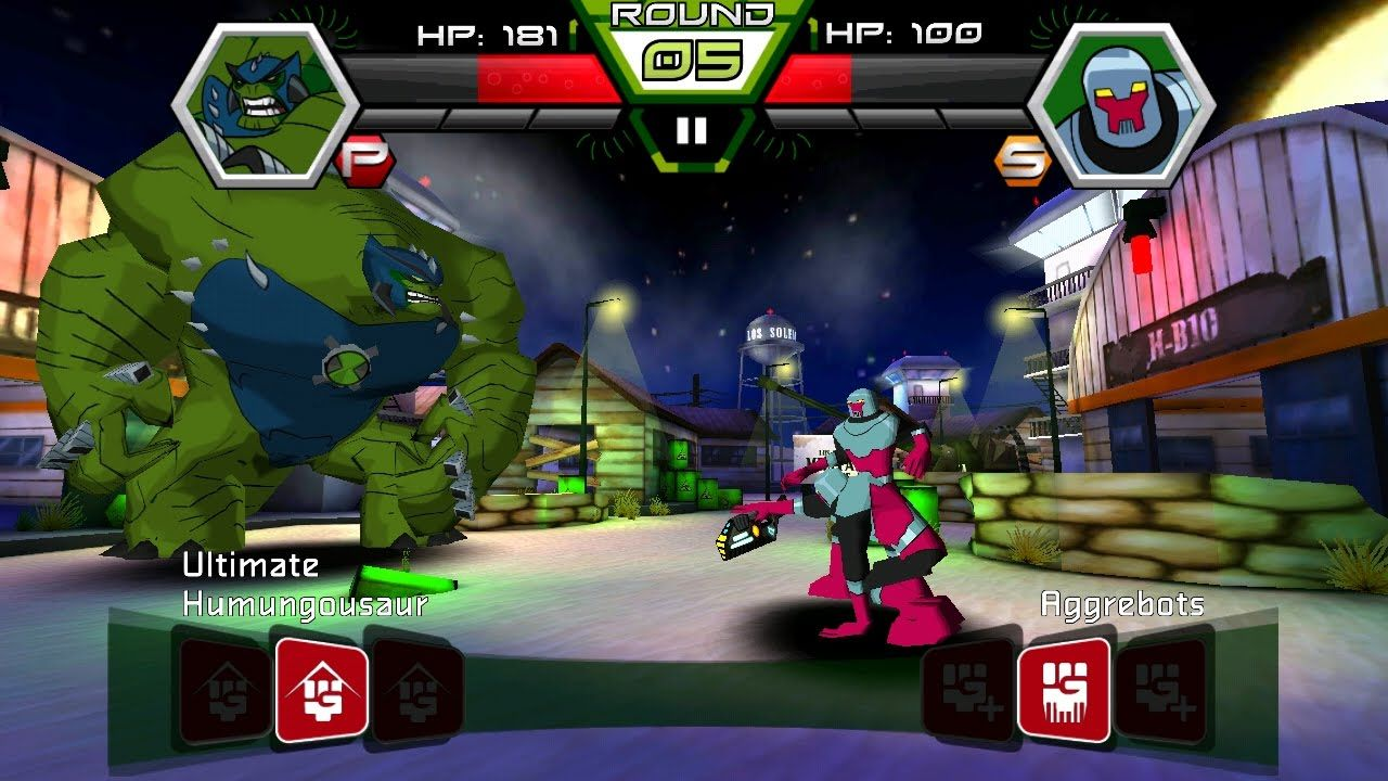 ben 10 android games download free