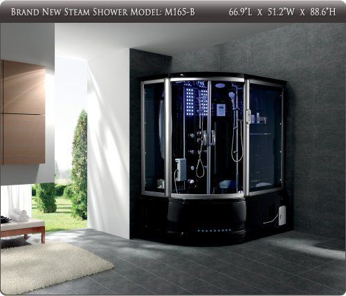 "STEAM SHOWER SAUNA WHIRLPOOL SHOWERS HOT TUB BATH SPA w/ 8.4"" TV, MP3/MP4 by Great Bath, http://www.amazon.com/dp/B007ZEVD1Y/ref=cm_sw_r_pi_dp_qJU-rb0M1SXAQ"