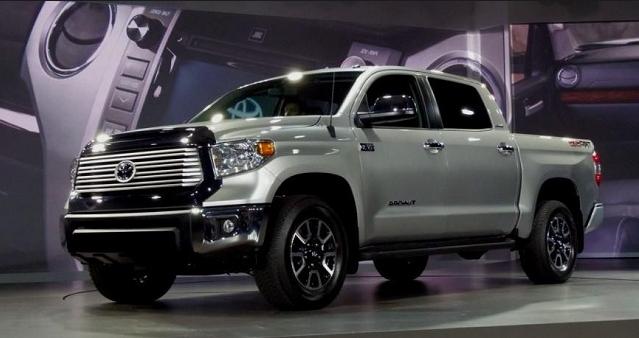 2019 Toyota Tundra Diesel Exterior Mynewdrive Com