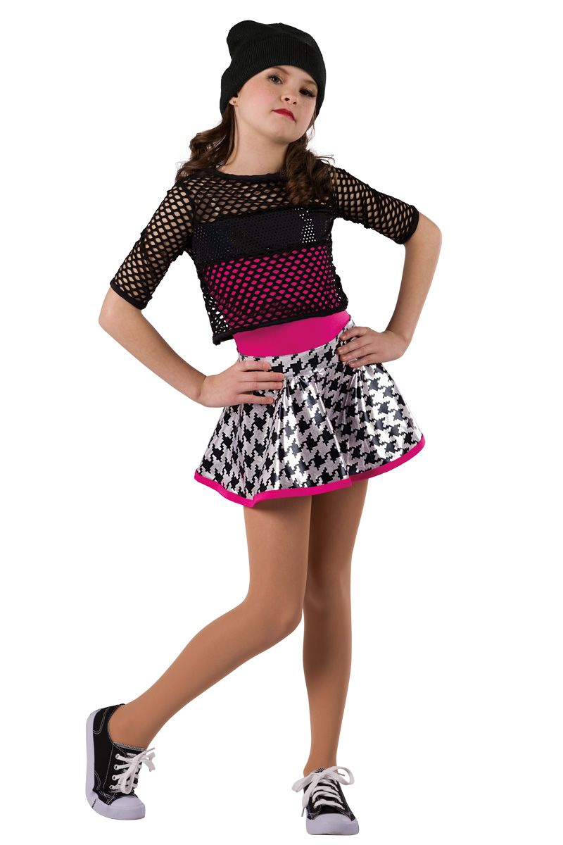 Hip Hop Detail Dansco Dance Costumes Recital Wear