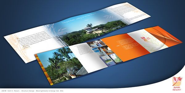 hotels resorts brochure designs brochure designs pinterest