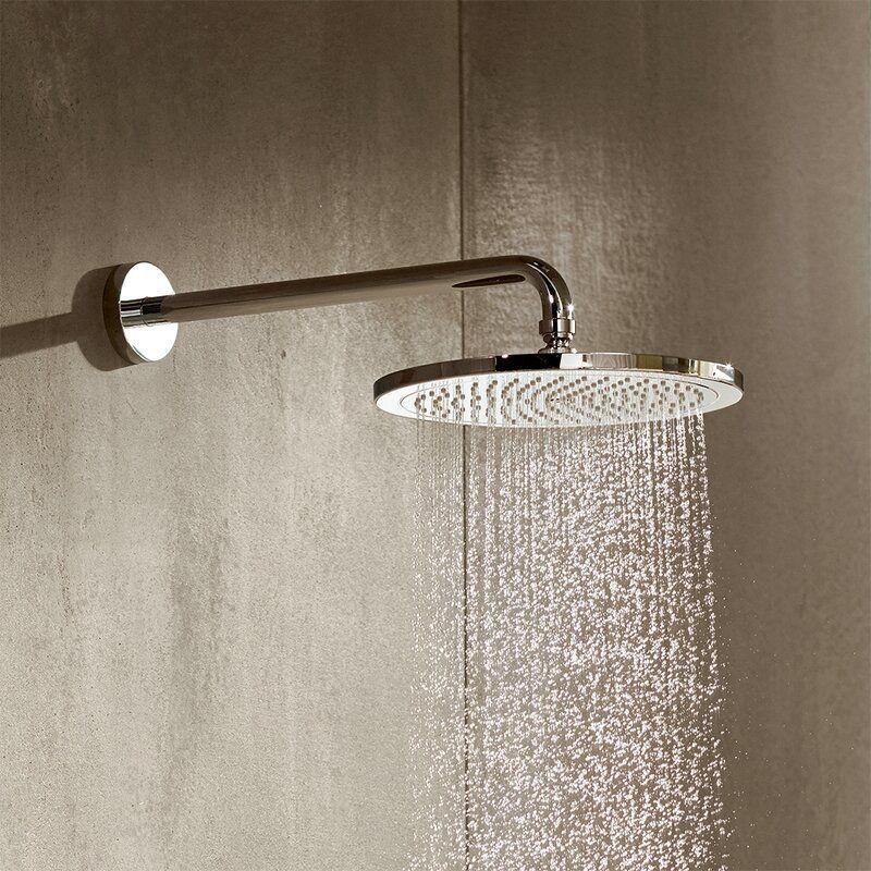 Croma Low Flow Modern Rain Fixed Shower Head In 2020 Fixed