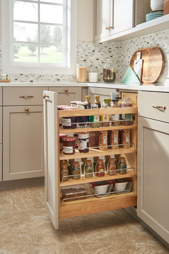 448 Series The Decluttering Handbook Base Cabinets Kitchen Solutions Cabinet Storage Solutions
