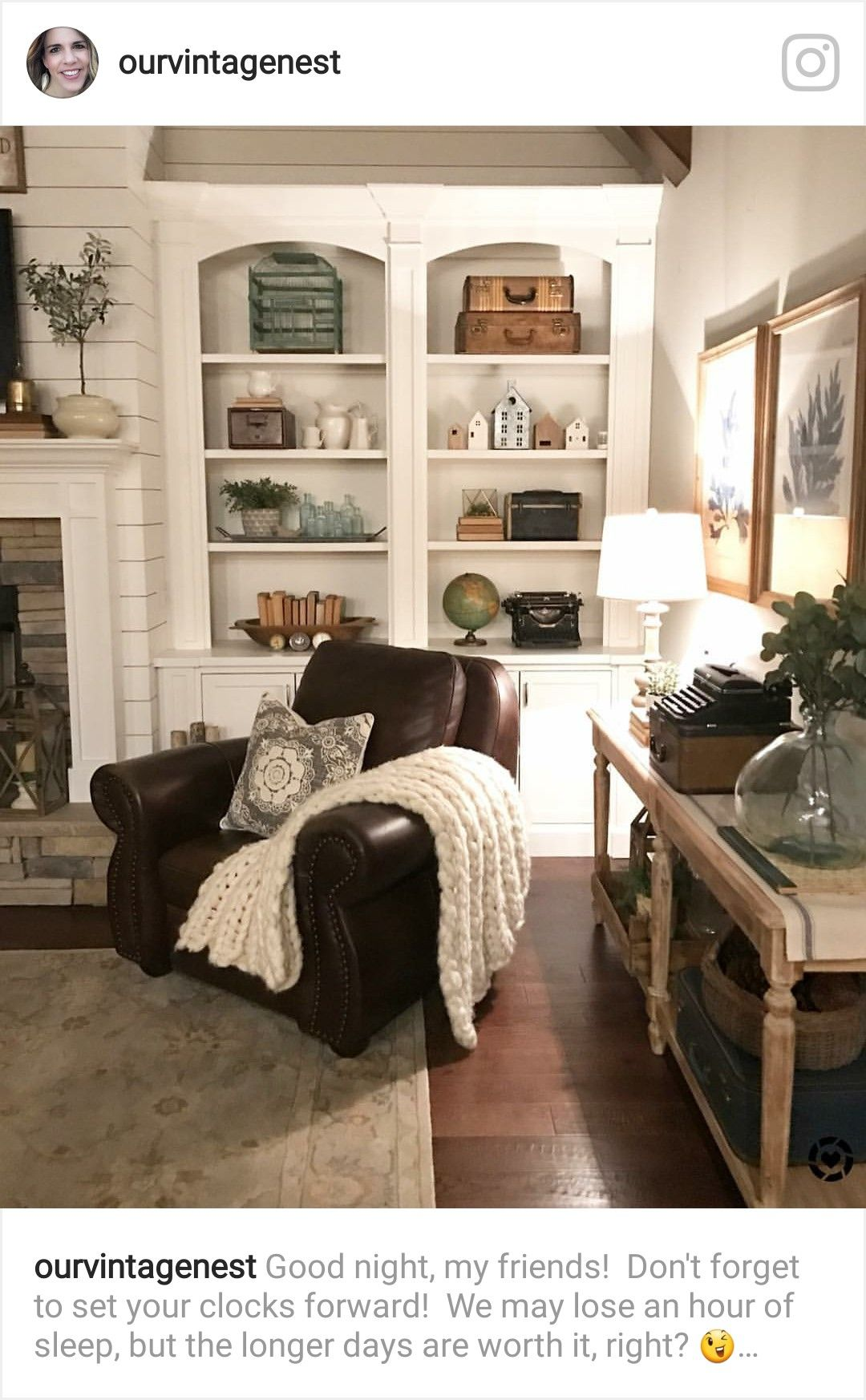 Pin by Mix and Match Mama on Living Rooms   Farm house living room ...