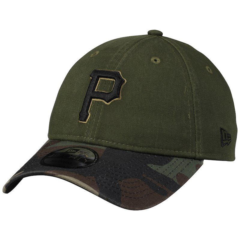 Pittsburgh Pirates New Era Core Fit Replica 49FORTY Fitted Hat – Green 1dbc082b1a9a