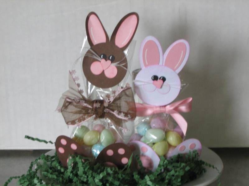 cello bag Easter Bunny