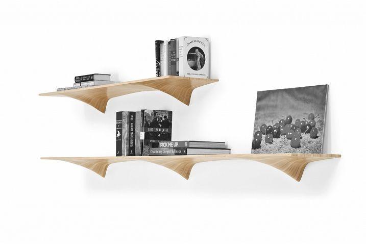 Etagères Murales Design En Bois De Matterdesign Home Déco