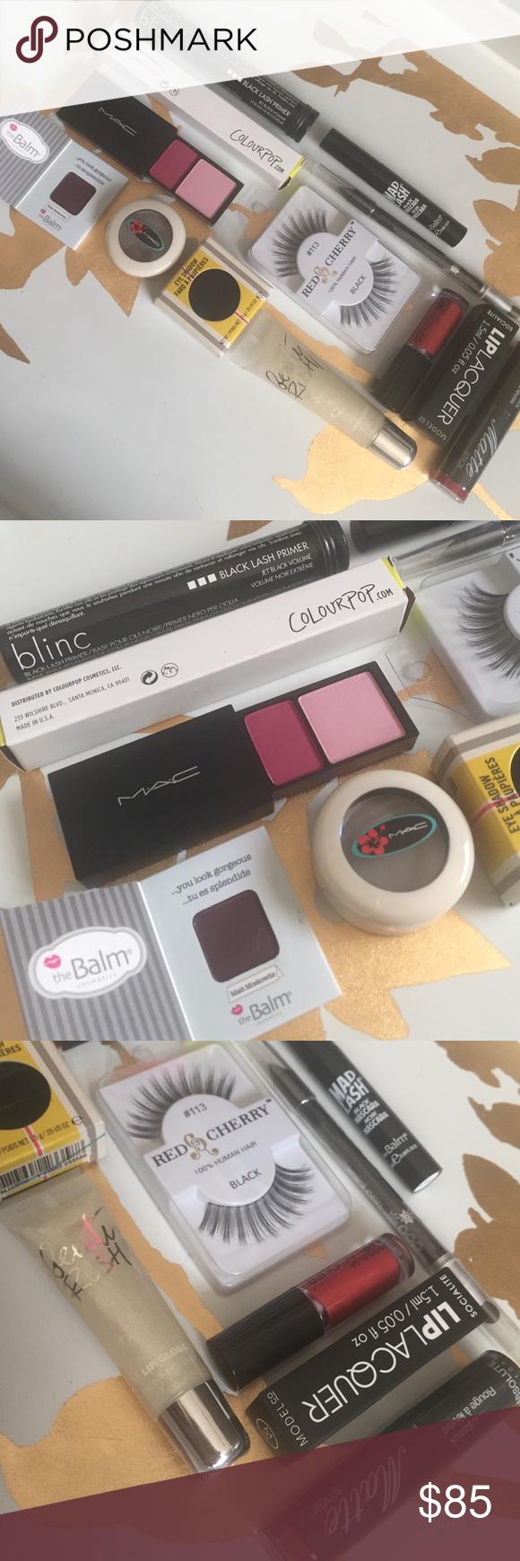 MAC Blinc Mascara Primer, Pop Beauty Makeup Set Amazing