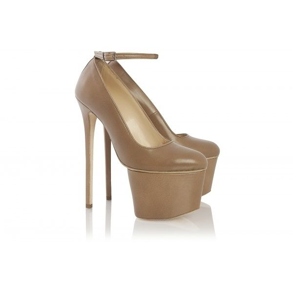 Olcay Gulsen Platform Ankle Strap Pumps outlet sast discount perfect UCiYZKJF