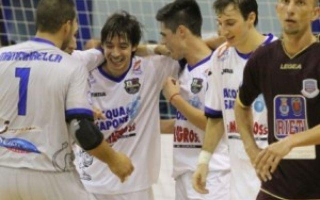 Calcio a 5, finale scudetto: sarà Luparense-Acqua e Sapone per il tricolore! #calcioa5 #finale #scudetto #luparense