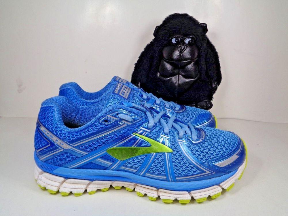 Women Brooks Adrenaline Gts 17 Running Cross Training Shoes Size 10 Us Medium B Brooks Runningcrosstraining Cross Training Shoes Shoes Brooks Shoes