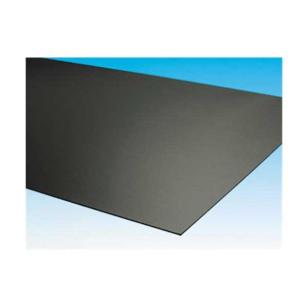 Black Styrene 11 W X 14 L 3 Sheets Plastic Modelers Essentials Plastic Sheets Vacuum Forming Fabrication Work