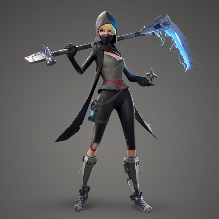 Epic Games Fortnite Cartoon Body Character Design Epic Games Art