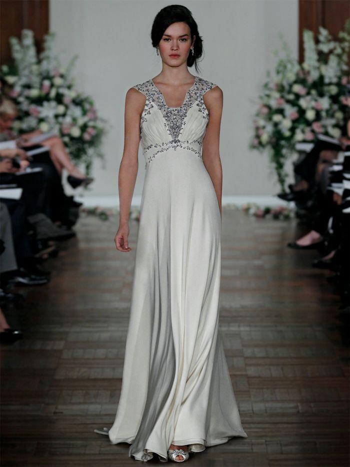 Quanto costa un abito da sposa di jenny packham  6ac13514263
