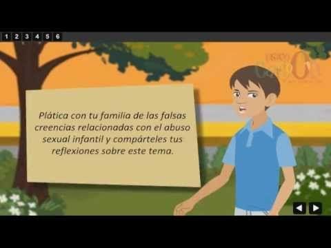 Falsas creencias y reacciones inadecuadas ante el abuso sexual infantil. - YouTube