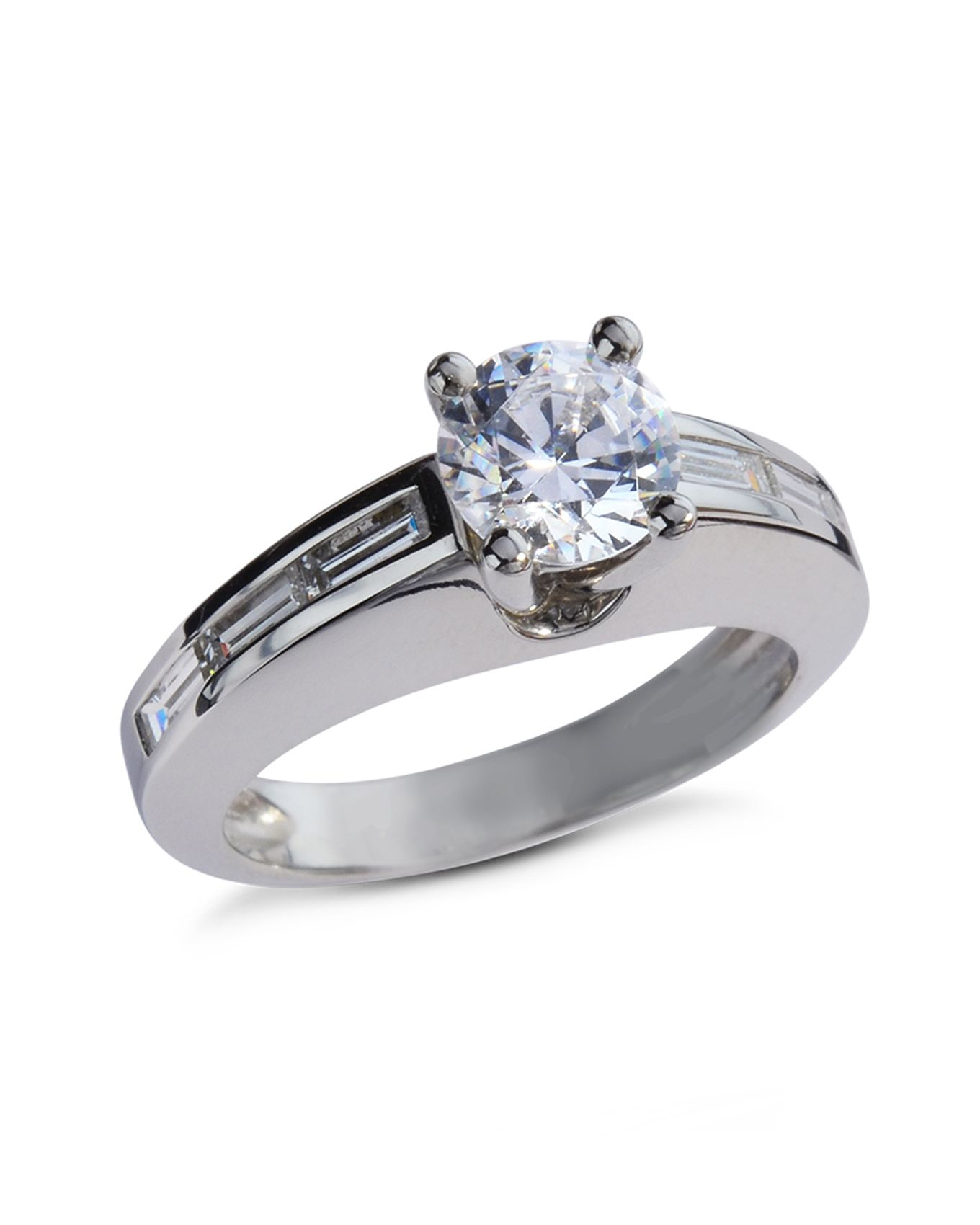 875bde9bd This contemporary platinum channel set diamond engagement ring brings a  modern twist to a classic solitaire.Hand-crafted in precious platinum, ...