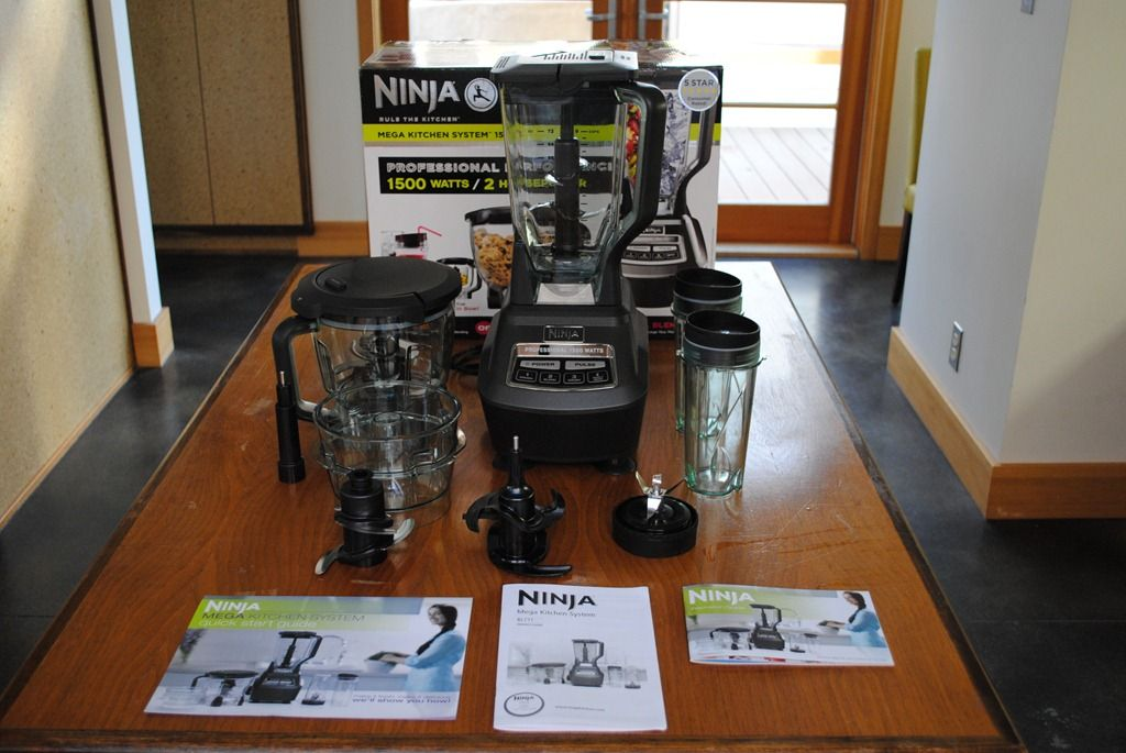 Great Introduction To The System Ninja Mega Kitchen System Videos Recipes And Tips