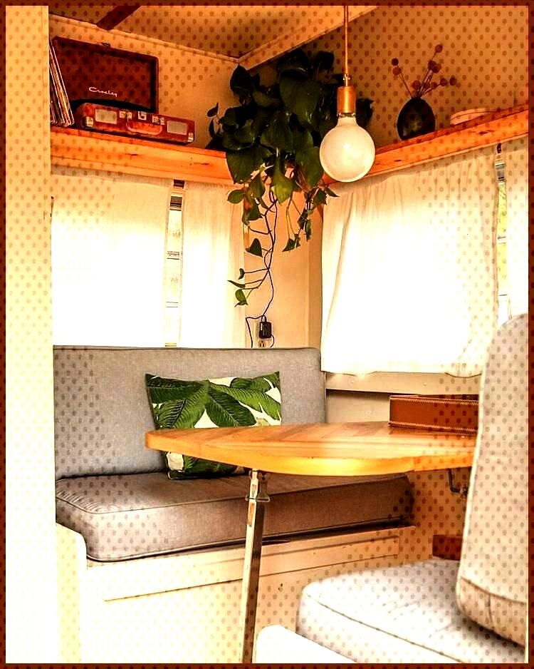 25 Awesome Vintage Campers Interior Nice 25 Awesome Vintage Campers Interior decorisme co Because i