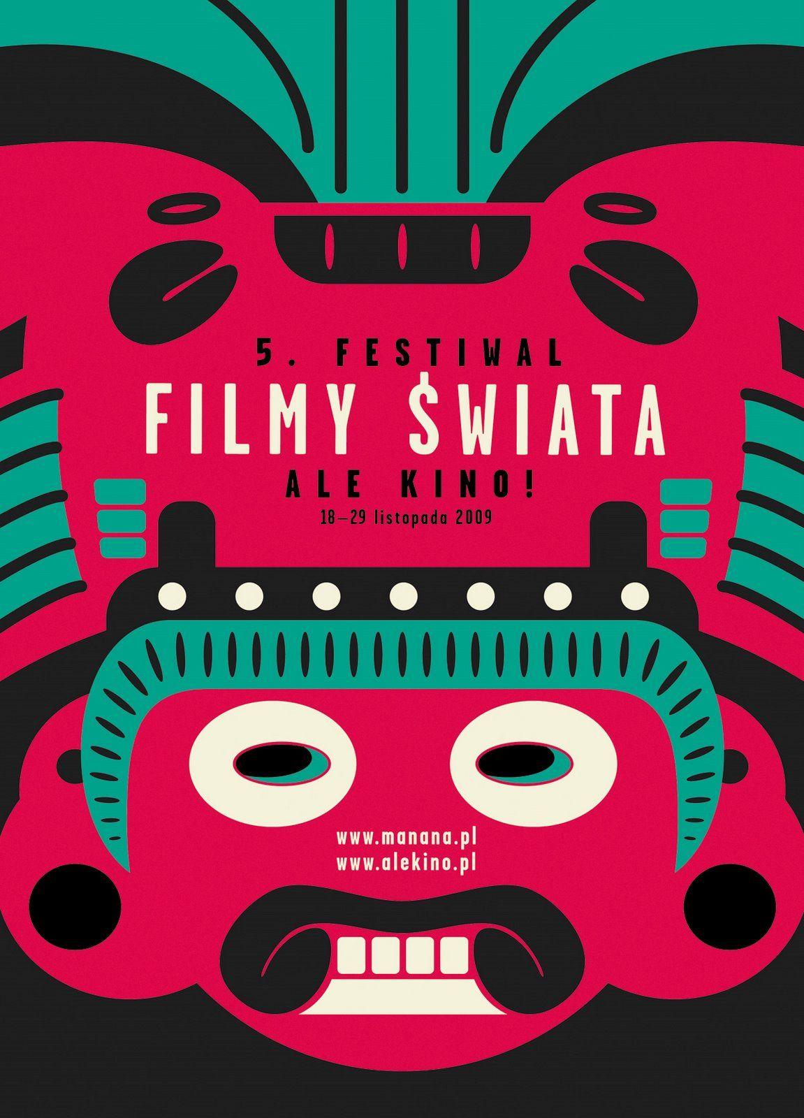 Filmy Swiata by Cartel Polaco #poster