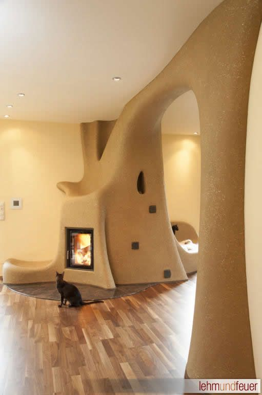 lehm und feuer clay ovens by clay fire. Black Bedroom Furniture Sets. Home Design Ideas