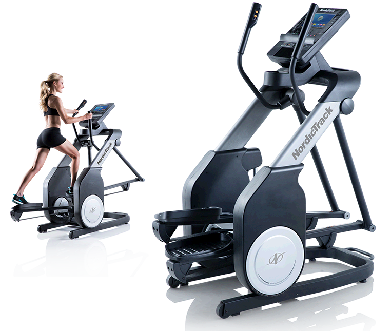 Freestrider Elliptical Trainers No Equipment Workout Nordictrack At Home Gym