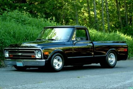 1968 Chevy Pickups Classic 1968 Chevrolet Pickup 1 2 Ton For