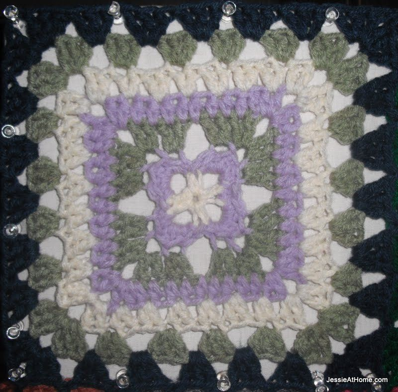Afghan Chit Chat Site day 5 ~ friday, september 9th link to main granny sampler cal page