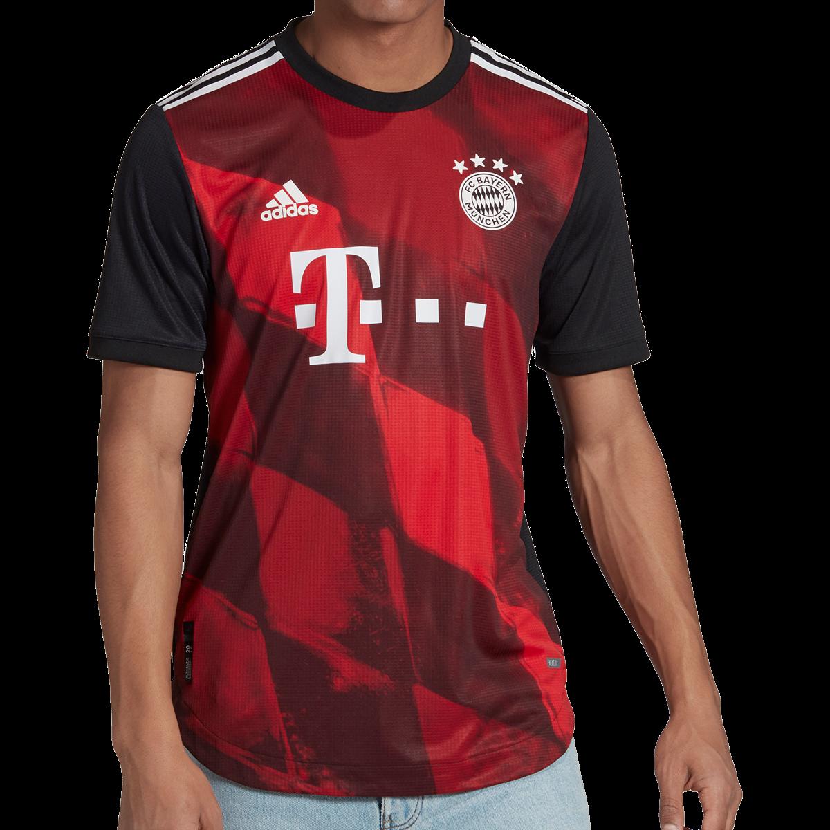 Men's Authentic adidas Bayern Munich Third Jersey 20/21-xl ...