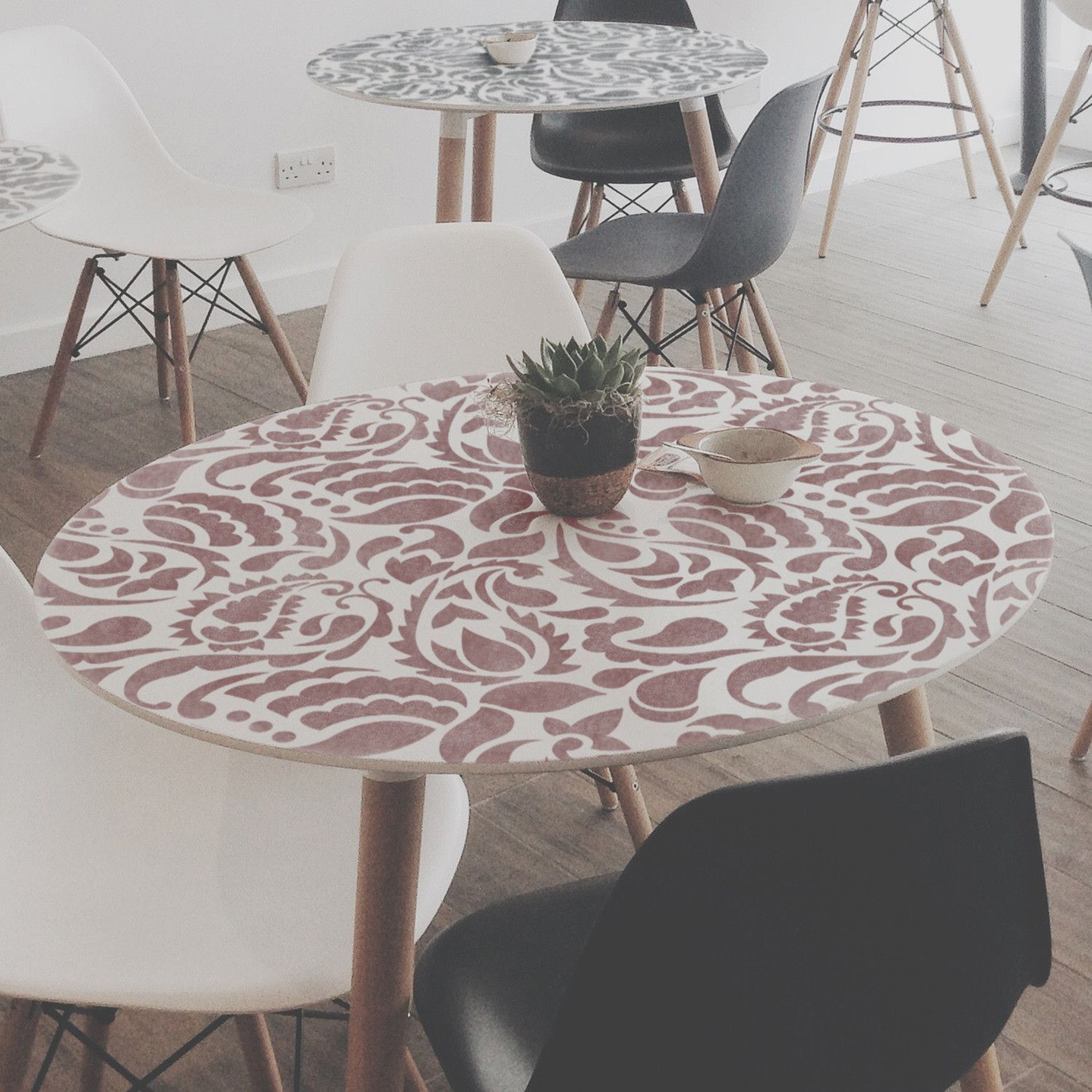 Paisley allover stencil pattern furniture stencil paisley paisley allover stencil pattern furniture stencil paisley reusable wall stencils for diy decor amipublicfo Image collections