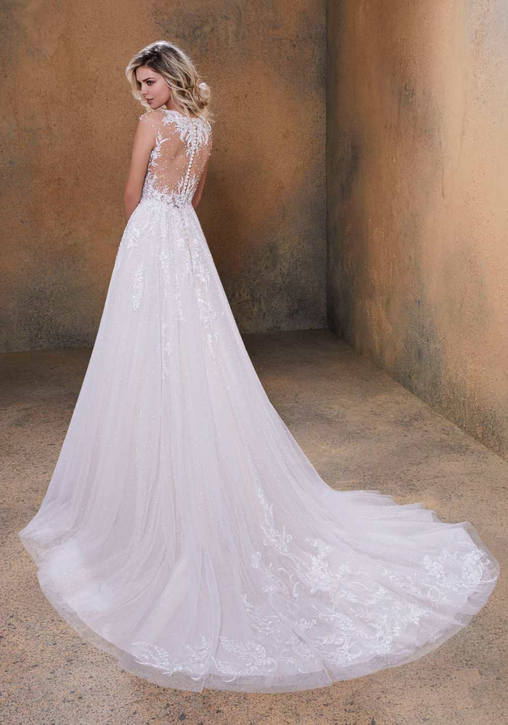 Regina Wedding Dress Morilee Sparkle Wedding Dress Wedding Dresses Fairy Wedding Dress