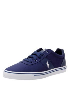 Casual style at its best! With a low top construct and textile upper, these cool sneakers exude a classy Polo appeal. Great choice for a laidback yet extremely trendy look.