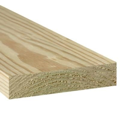 Mobile Lumber Weathershield Pressure Treated Wood