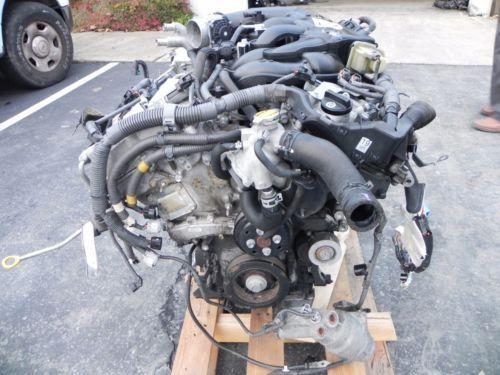 2007 Lexus Is250 Awd Engine Motor 200k Miles 2 5l V6 24v Dohc Complete 471 12 Lexus Is250 Lexus Awd