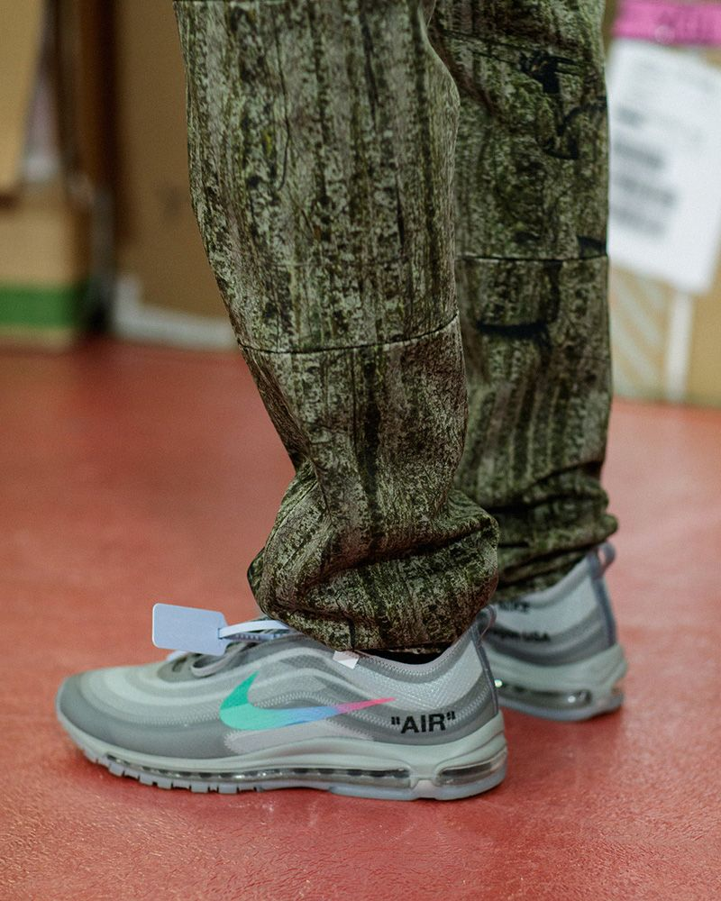 on sale 4df5a 487e6 Virgil Abloh Just Debuted New OFF-WHITE x Nike Air Max 97s