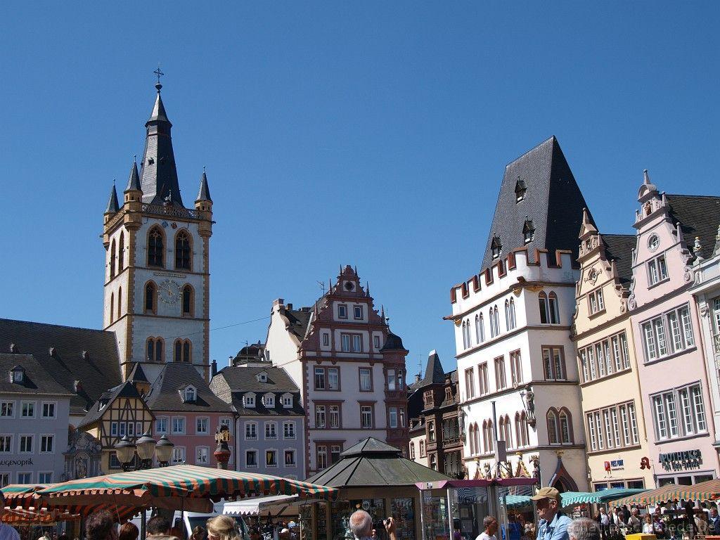 P5227014 Altstadt Von Trier Altstadt Schone Deutsche Stadte Die Schonsten Orte Deutschlands