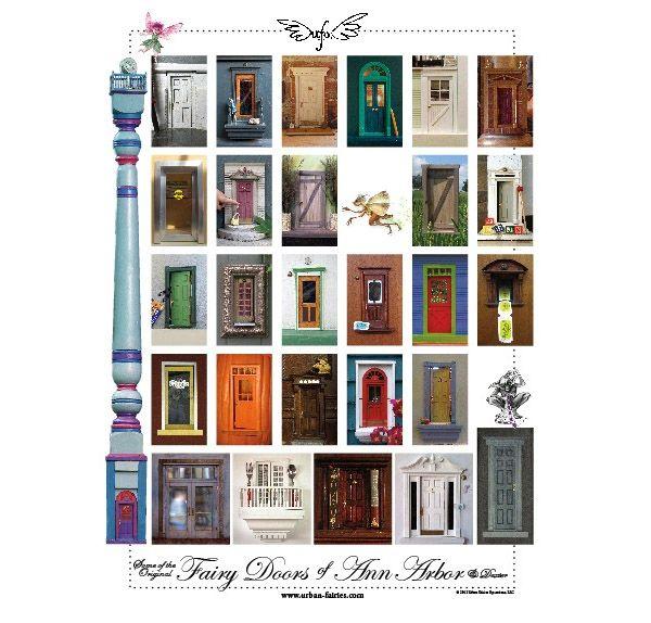 ann arbor fairy doors creative gift ideas Fairy doors