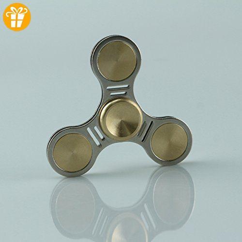 Premium Fidget Spinner Finger Spielzeug für die Hand Stress Reducer bestes Geschenk für Erwachsene und Kinder - Fidget spinner (*Partner-Link)