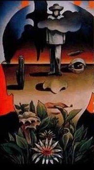 Pin By Giorgio Gerardo On Me Retro Art Carlos Castaneda Art