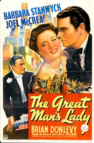 The Great Man's Lady...just finished watching it....GREAT