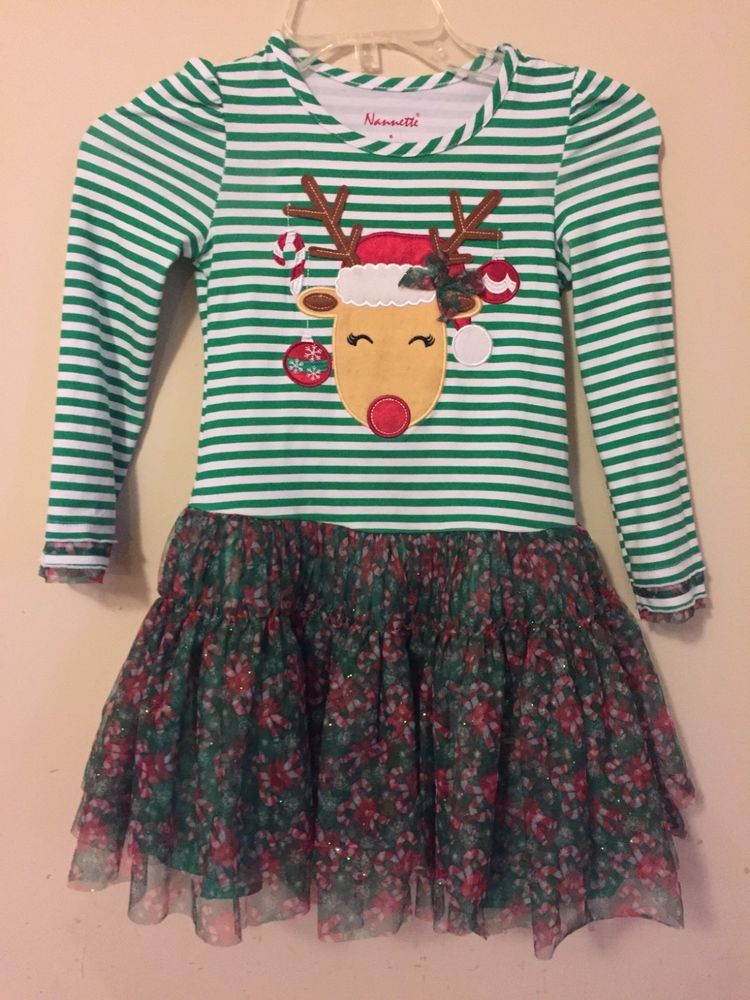 c15af47c2e Girls size 6 Christmas dress Nannette - So Cute! #fashion #clothing #shoes  #accessories #kidsclothingshoesaccs #girlsclothingsizes4up (ebay link)