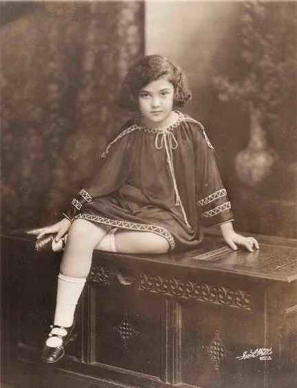 Miriam Battista was an American actress known principally for her early career as a child star in silent films. After gaining notice in Broadway theatre at the age of four, she was cast in films the same year. Her most famous appearance was in the 1920 film Humoresque in which she played a little girl on crutches. As an adult, Battista acted in Italian-language films in the 1930s, and she appeared in Broadway productions