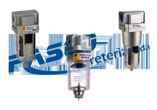 Filtros de aire con caudales más altos, montaje y mantenimiento sencillo.