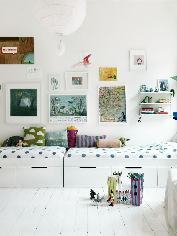 Daybeds with storage Photo by Petra Bindel for Elle Interior - Daybed Images