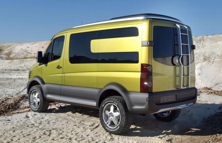 15 Best Camper Vans Of 2020 For The Adventurous Vw Crafter Volkswagen Van