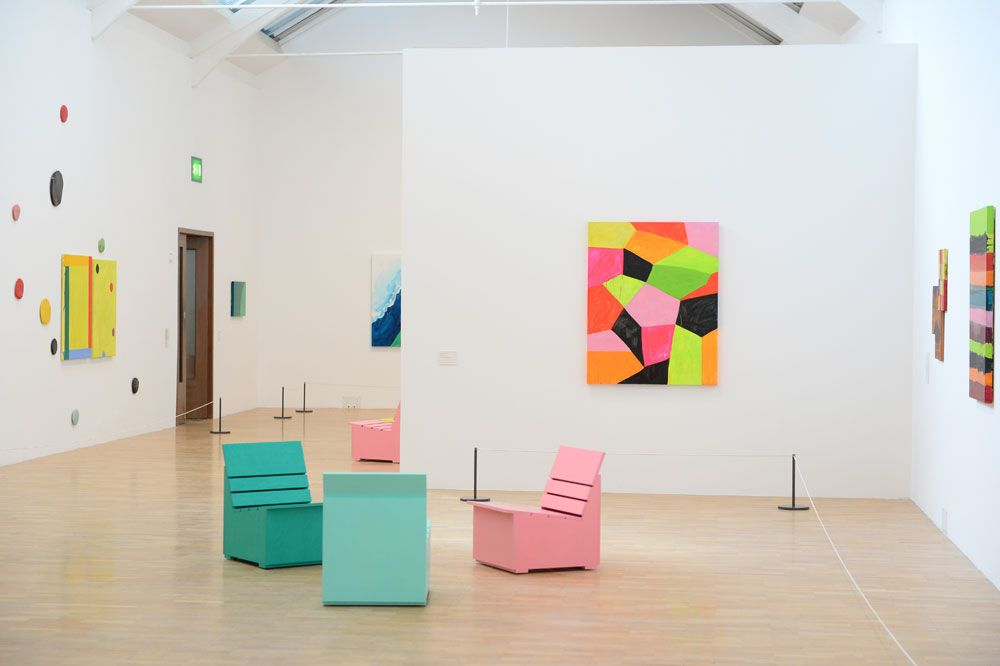 With her Whitechapel show in London, Mary Heilmann talks about studying in California, 'home arts' and surfing http://www.frieze.com/article/surfing-acid